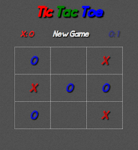 Play Noughts and Crosses Free - screenshot