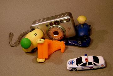car wreck!