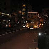 Man ser vilka som är turistbussarna :)