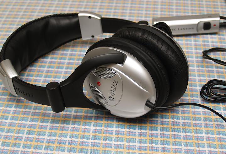 Altec Lansing AHP712 耳机 - bldr - Georges blog