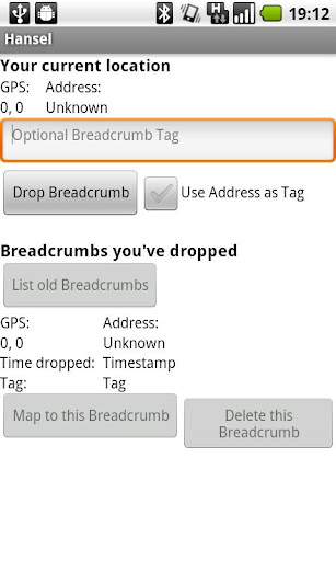 Trail of Bread Crumbs - TV Tropes