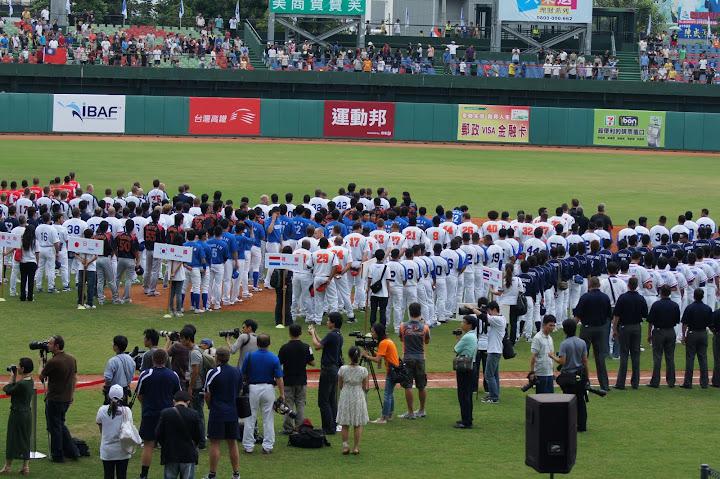 2010洲際盃中韓開幕賽(末代洲際盃)