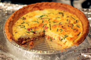 picture of quiche alsacienne