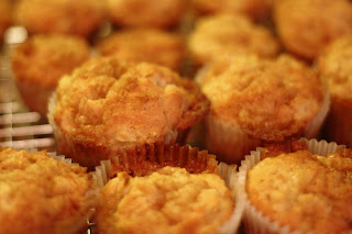 Bake for 12-15 minutes until tops are caramelized and muffins are baked through (see notes below)