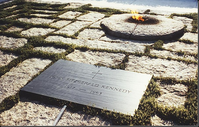 JFK_grave