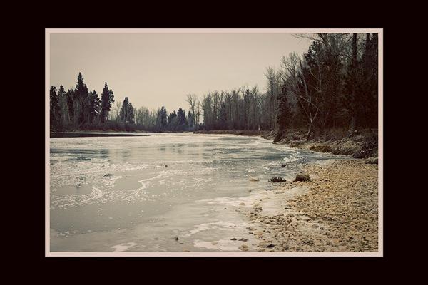 Scenic-Saturday-winter-river-framed