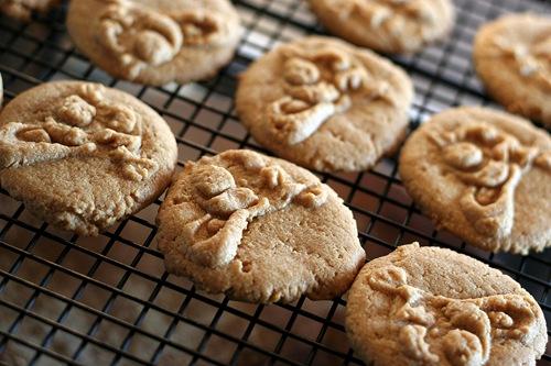 Peanut Butter Tigger Cookies