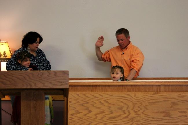 Virginia baptism 1