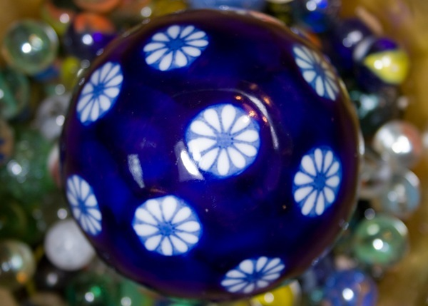 pretties and marbles