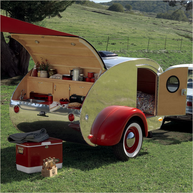 Gallery For Small Teardrop Campers