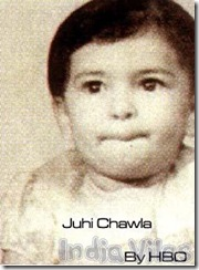 Juhi Chawla childhood pictures (3)