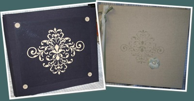 View Stampin Up Album Cover Designs