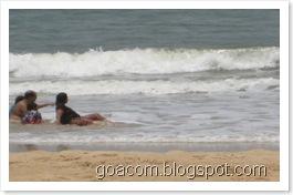 Goans beating summer heat
