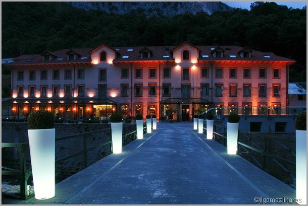 Balneario de La Hermida VI