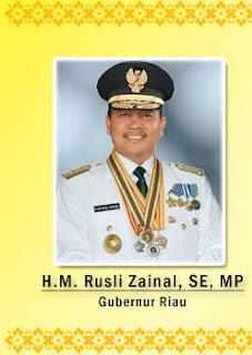Rusli Zainal Sang Visioner