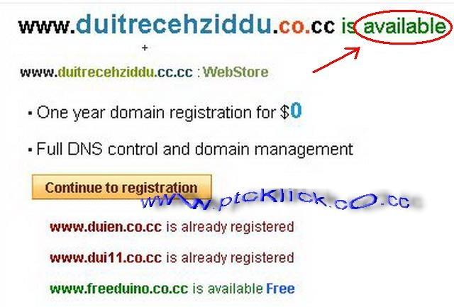 domain co.cc gratis 2a
