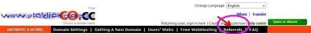 domain co.cc gratis 118