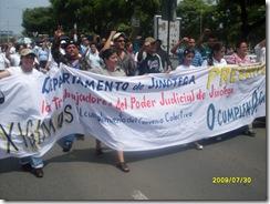 MARCHA NACIONAL JULIO VICTORIOSO 038