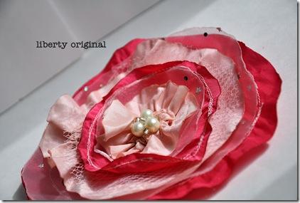 Pink Flower Side