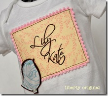Lily Kate Onesie Top