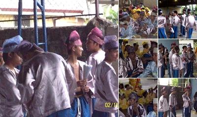 View Martial Dancers Si Pilandok at ang Mahiwagang Manok