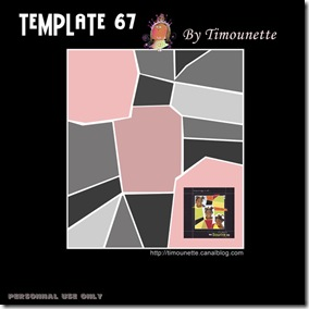 Template 67 by Timounette
