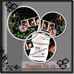 SimplyTess Template 04 Preview
