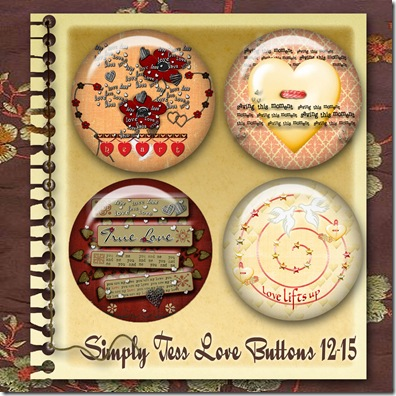 SimplyTess Love Buttons 12-15 preview