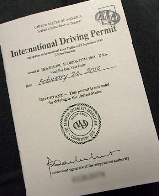 Getting My International Driver S Permit