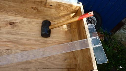 comment reparer les tiroirs d'une commode