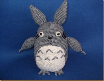 Totoro amigurumi