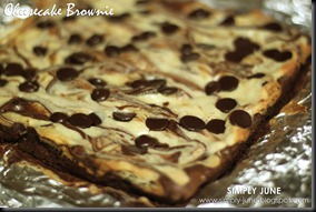 Cheesecake Brownie1