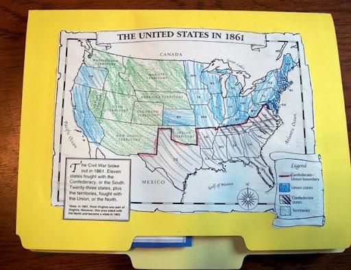 lapbooks for homeschoolers. Homeschool Share#39;s Civil War