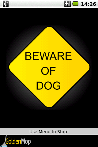 Barking Dogs Alarm