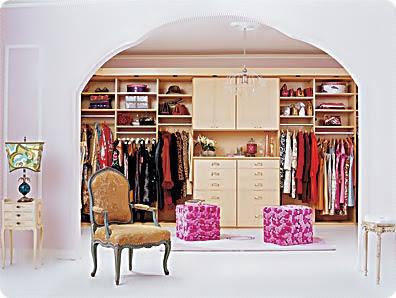 Suite de Lubiane A.Granger  Cali_closet