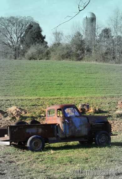 sparta farm with truck - ayla