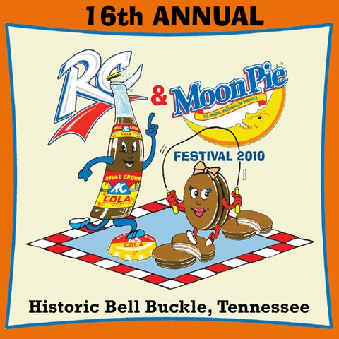 rc and moon pie fest
