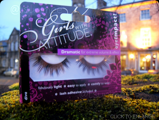 Diva Lashes from Girls with Attitude 3