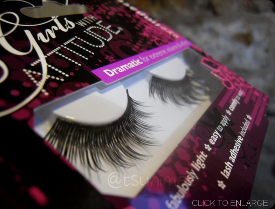 Diva Lashes from Girls with Attitude 2