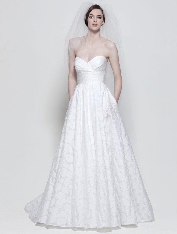 Vestidos de novia watters