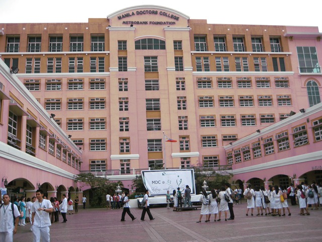 Manila Doctors College (school for nurses)