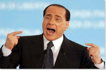 Berlusconi andate al mare