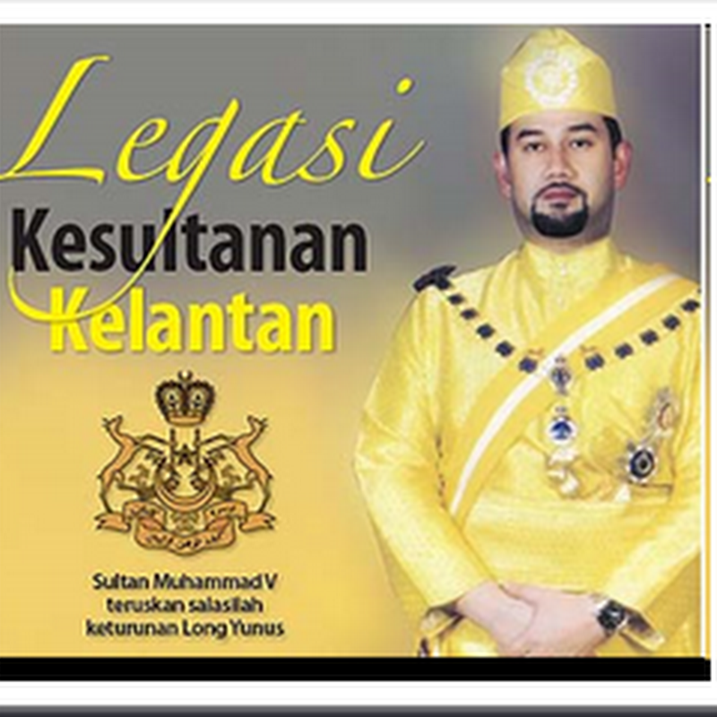 Legasi Kesultanan Kelantan