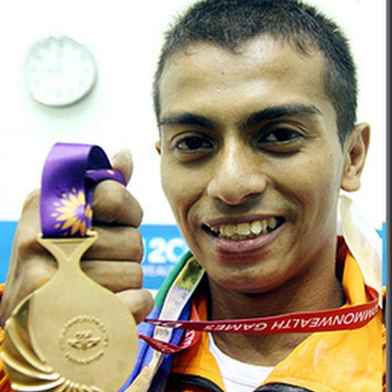 Emas pertama.. Tahniah Amirul !