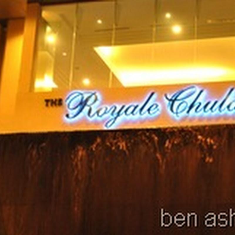 Aku terjebak di Royal Chulan Hotel ...