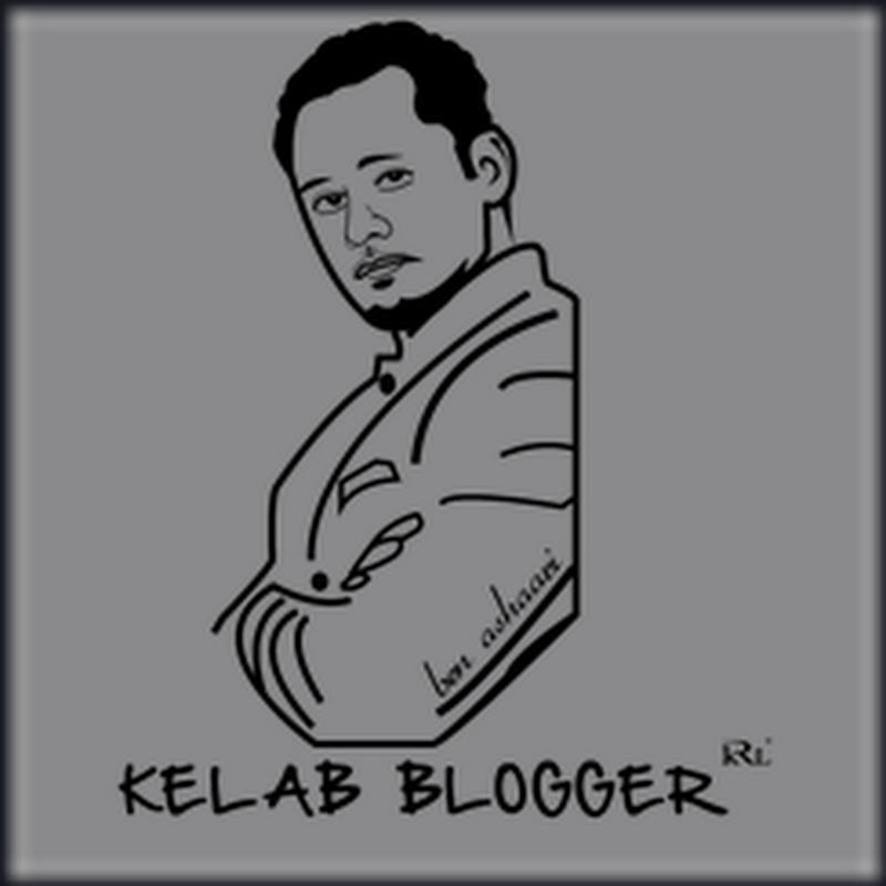 Logo baru KELAB BLOGGER - BEN ASHAARI