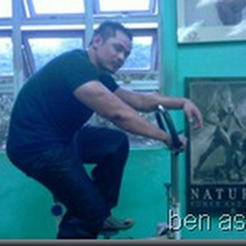 BEN ASHAARI mmg berlagak !