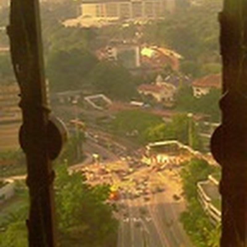 Kuala Lumpur blackout ??