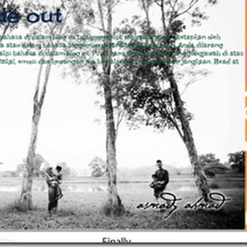 Blog Pilihan sempena HARI GURU  1