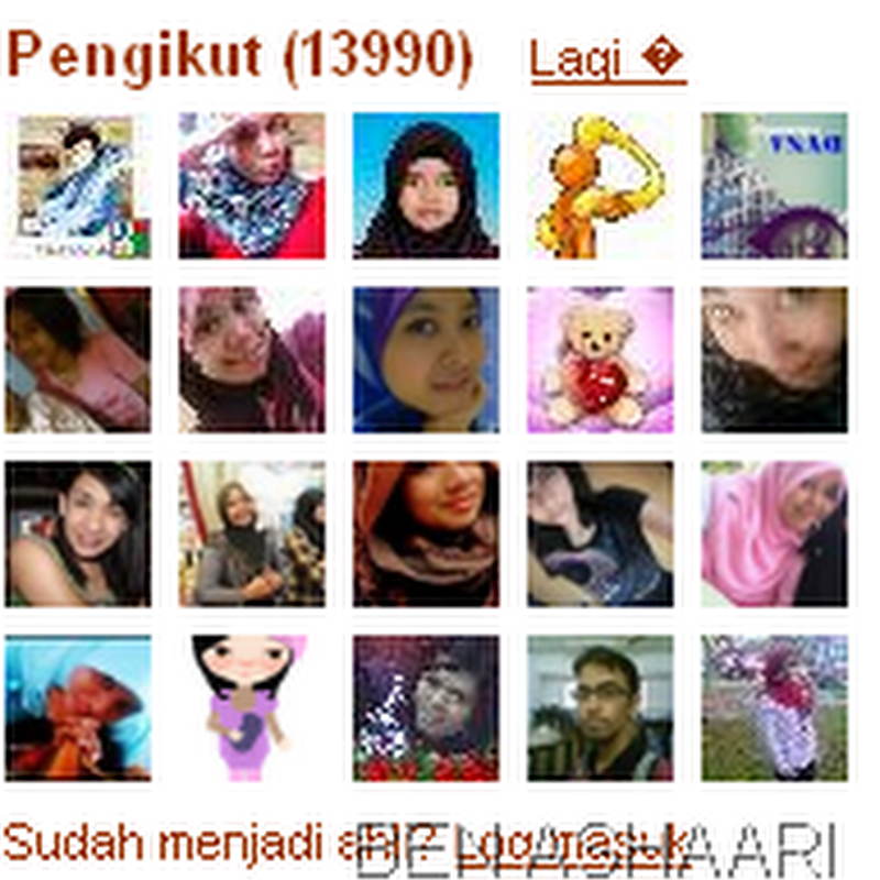 10 lagi 14 ribu FOLLOWERS